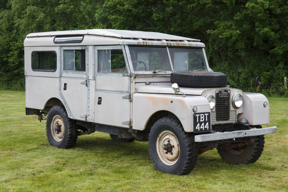 how many land rover series 1 mark iii 86 and 107 were. Black Bedroom Furniture Sets. Home Design Ideas