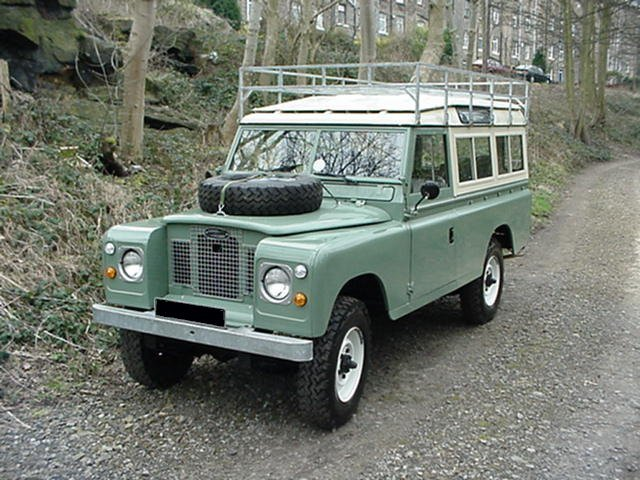 how to identify series land rovers john kong