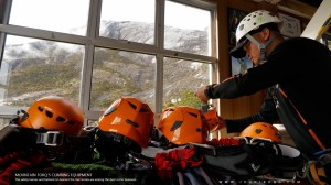 Preparation of Safety Equipment