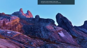 Donkey Eays Peak
