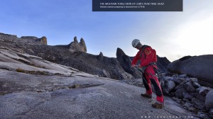 Mountain Torq Crew at Low's Peak Trail Head