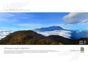Mt. Tambuyukon, Malaysia's 3rd Highest Peak