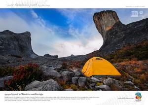 Oyayubi Peak, Mt Kinabalu