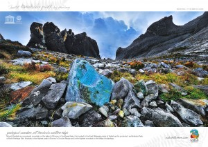 Geological Wonders, Mt. Kinabalu Western Ridge