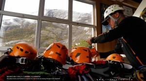 Preparation of Safety Equipment