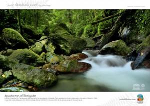 Kepuakan River, Mt. Tambuyukon