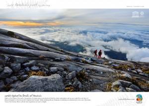 World Highest Via Ferrata, Mt. Kinabalu